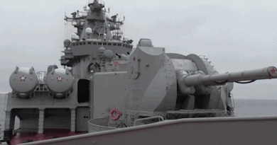 Хиляди военни и стотици единици техника се включиха в обучение на Балтийския флот