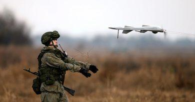 Урал стана домакин на първите учения по противодействие на дронове