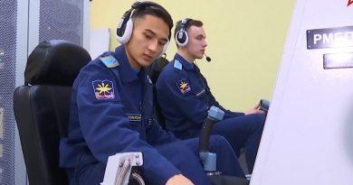 Вижте кадри от първите упражнения на млади летци на тренажора на Су-34