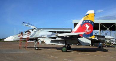 Руските самолети и ЗРК направиха венецуелските ВВС най-силните в региона