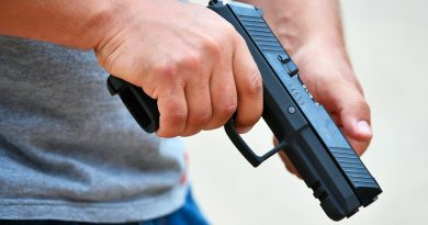 "В Русия тестват новия пистолет ""Аспид"""