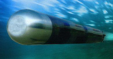 Приключиха изпитанията на първото руско електрическо торпедо