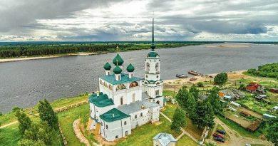 Сребърният пръстен на Русия. Архангелска област – град Солвичегодск