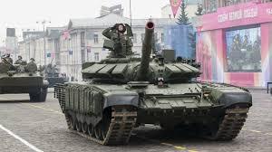 Как Китай получава T-72 в началото на 1980-те