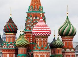 Защо руските църкви имат куполи с формата на луковици?