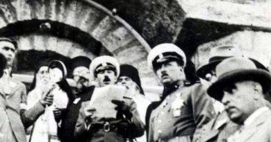 На днешния ден през 1934 г. Цар Борис III открива Паметника на свободата на връх Шипка