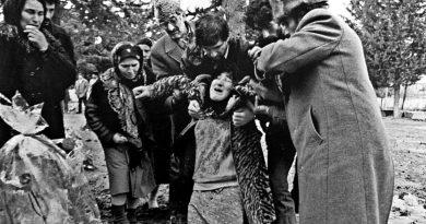 Възпоменание на геноцида в Ходжалъ