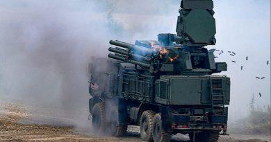 """Появи се експортна версия на """"Панцирь"""" с по-голям обсег на ракетата от своя предшественик"""