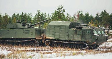 """Русия създава уникална арктическа артилерийска система """"Магнолия"""""""