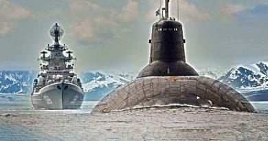 """През май ще започнат изпитанията на подводницата """"Белгород"""", носител на """"Посейдон"""""""