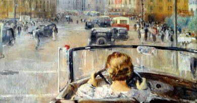 Москва в картините на руските художници: как се променя столицата през вековете?