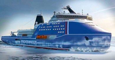 Путин: В Русия се строи най-мощният в света флот от ледоразбивачи