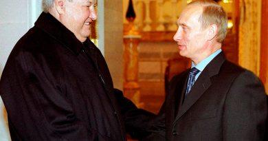 Как изглежда Русия през 2001?