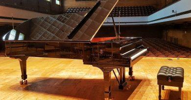 Нов роял от най-висок клас за Софийската филхармония
