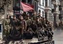 Вижте ексклузивни цветни кадри от Втората световна война
