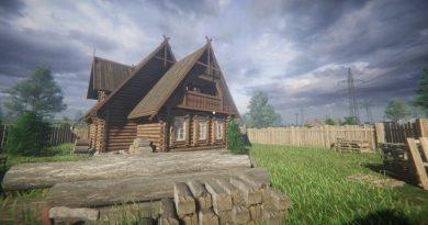 Никога не сте били в руско село? Пробвайте този симулатор!