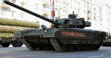 """10-те главни преимущества на руския Т-14 """"Армата"""" пред западните конкуренти"""