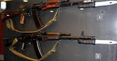 Американски снайперист сравнява AK-74 и M4