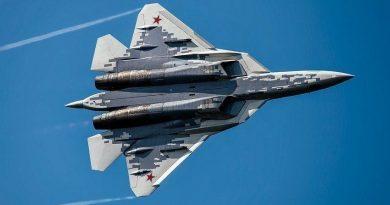 Създават двуместен Су-57, предназначен за износ