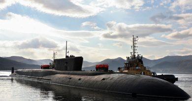 """The National Interest съветва американските военноморски сили да внимават с руските """"Бореи"""""""