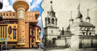 10 църкви в Москва, разрушени по съветско време