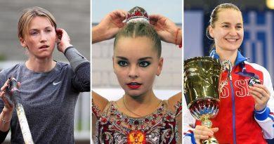 """10 от най-перспективните руски спортисти на Летните олимпийски игри """"Токио 2020"""""""