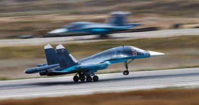 Руският Су-34 излиза на международните пазари