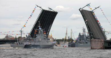 Китайците споделиха впечатленията си от парада на ВМФ на Русия