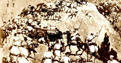 Руско-турската война – Хаинкьойският проход