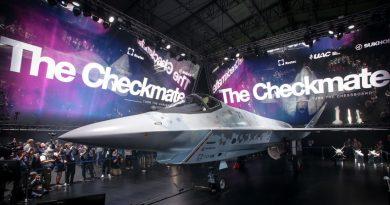 Русия обяви най-вероятното официално название на новия изтребител Checkmate
