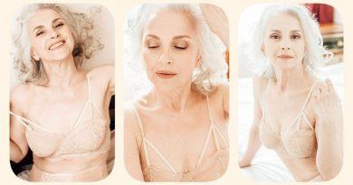 Playboy в Русия за първи път публикува снимки на 61-годишен модел по бельо