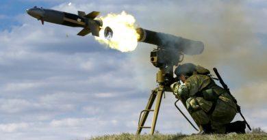 """Сръбската армия се сдобива с противотанкови комплекси """"Корнет"""""""