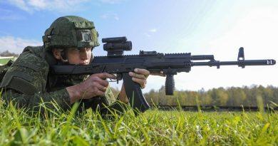 В Китай оцениха високо появата на АК-12 в руската армия