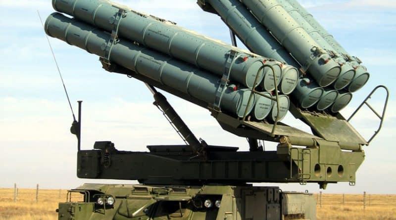 "Разчети на ЗРК ""Бук-М3"" отразиха ""ракетно-авиационен удар"" в Курска област"