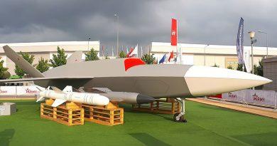 Русия разкрива нови дронове с високотехнологични възможности за бомбардиране
