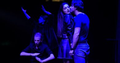 Студентите на НАТФИЗ откриват ново театрално пространство в София