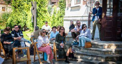 """Втора международна премиера на книгата """"20 режисьори – първопроходци от Източна Европа"""", съставители и редактори – проф. д-р Калина Стефанова и Марвин Карлсън"""