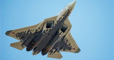Руските Въздушно-космически сили ще получат 70 единици Су-57 до 2027