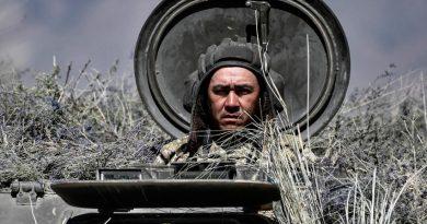 Нова маскировка за руската армия я прави почти невидима за противника