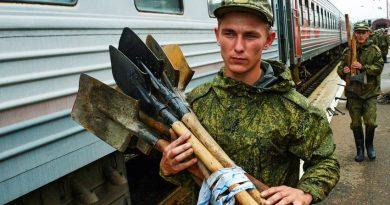 Най-странните заповеди, които изпълняват войниците в руската армия