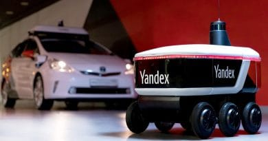 """""""Руски пощи"""" започват доставки на пратки с роботи"""