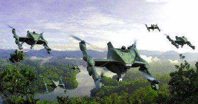 Руски дронове ще могат да проследяват цели в горите