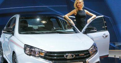 Топ 10 на най-популярните коли в Русия