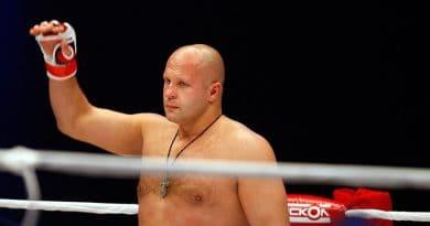 Фьодор Емеляненко се завърна в класацията на Bellator